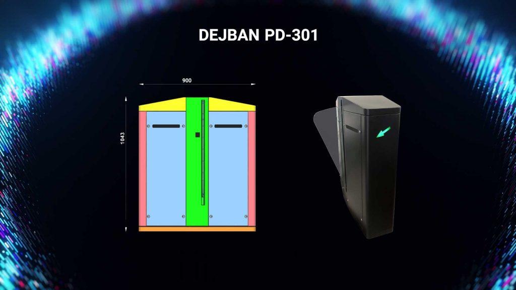 آشنایی با محصول جدید دژبان PD-301